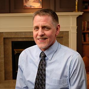 Mike Regan, Facilities Director