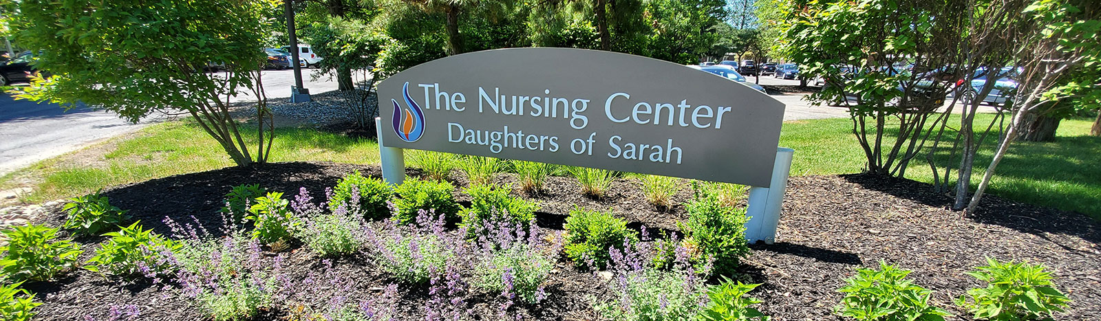 Daughters of Sarah - Nursing & Rehab Sign